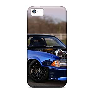 New Style Jrcarter Ford Mustang With 600hp Supercharge Engine Premium Tpu Cover Case For Iphone 5c