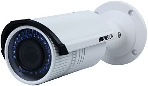 Hikvision DS-2CD2642FWD-IZS 4MP Vari-focal Bullet Network Camera PoE IP67 Outdoor Lens 2.8 12mm Audio