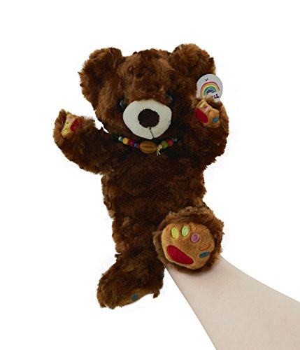 Vobell Teddy Bears Hand Puppets Plush Stuffed Animals