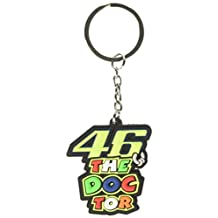 Valentino Rossi VR46 The Doctor Moto GP Key Ring Official 2016
