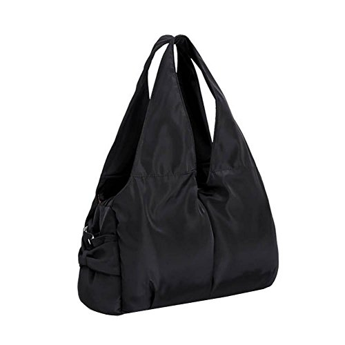 Hobo Pocket Mummy Bag Casual Shoulder LianLe Bag Shopper Multi Black Women Handbag Bag Totes FUPRRf8c
