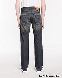Levi\'s Little Boys\' Toddler 514 Straight Fit Jeans, Blue Creek, 4T