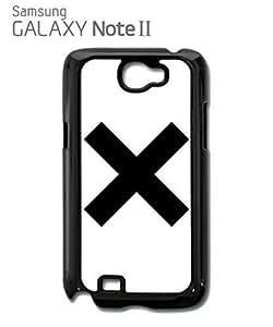 The XX Music Rock Cross ASAP Fresh Mobile Cell Phone Case Samsung Note 2 Black