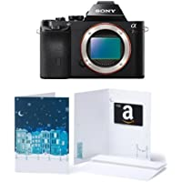Sony a7R Full-Frame Mirrorless Digital Camera - Body Only with $100 Giftcard