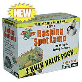 Zoo Med Basking Spot Value Pack 2 pack 75W by Mojetto