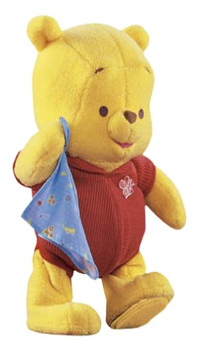 Fisher-Price: Love to Walk Baby Pooh by None