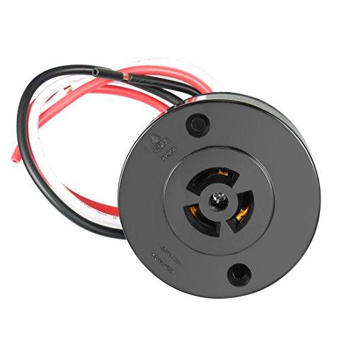 uxcell Photocell Sensor, IP65 Waterproof Photo Control Base Light Sensor Switch for Street Garden