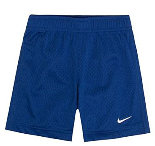 Price comparison product image Nike Toddler Boys Athletic Mesh Shorts (2T, Game Royal)