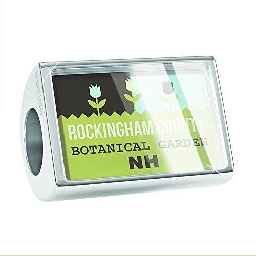 NEONBLOND Charm US Gardens Rockingham County Botanical Garden - NH - Rockingham Collection