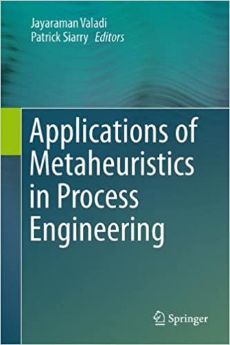 Book Applications of Metaheuristics in Process Engineering