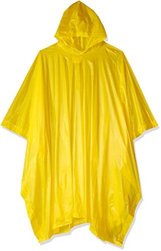 (Coghlan's Lightweight Waterproof Poncho, Yellow)
