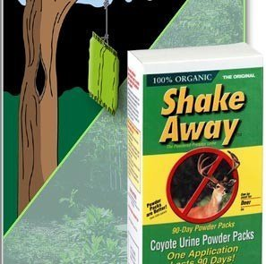Deer Repellent Powder - Shake-Away Deer Repellent Granule Boxed 8 Oz