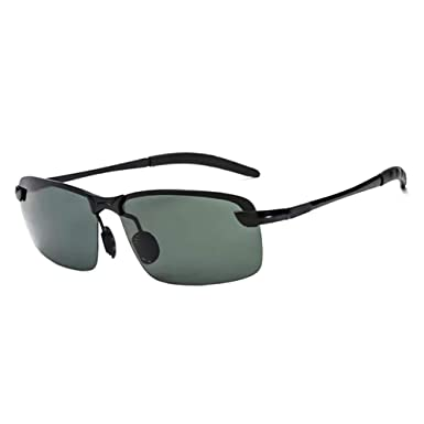 0b3aa05796d Topsaire Discoloration Polarized Sunglasses Classic Black Men s Drive