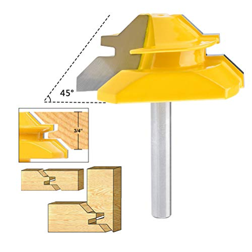 Most Popular Router Bits