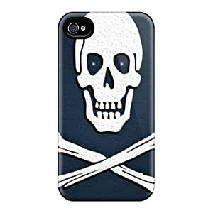 Premium Protection Skull Cases Covers For Iphone 6- Retail Packaging
