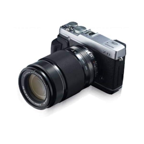 RetinaPix Fujifilm XF 55-200mm F3.5-4.8 Zoom Lens + Tiffen 62mm UV Protector + Bower Medium Lens Pouch 6-Inch + Focus Lens Cleaning Pen + Kit