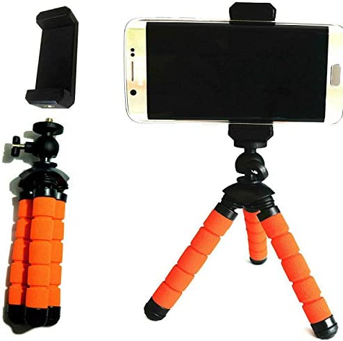 TronicXL Tripod 240S - Trípode Flexible para Smartphone y Tablet ...
