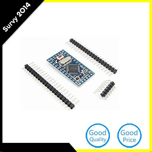 Muccus Hot Sale 1Pcs Pro Mini Atmega168 Board Module 16M 5V for Arduino Nano Replace Atmega328: Amazon.com: Industrial & Scientific