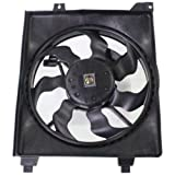 MAPM Premium ACCENT 06-11 A/C FAN ASSEMBLY, Hatchback/Sedan