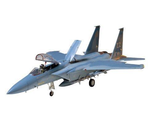 Tamiya Models McDonnell Douglas F-15C Eagle Model Kit by MMD Holdings, LLC