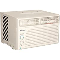 Cool Living 5000 BTU Manual Compact Window Air Conditioner
