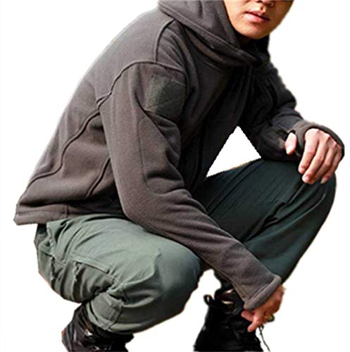 Cappotto Cappotto Cappotto Con Giovane Uomo Uomo Uomo Uomo Da Cappuccio Moda Cappuccio E Slim Autunno Inverno Sport Giacca Manica Cappotto Fit Outdoor Outwear Lunga Grau Con Casual EFqf0f