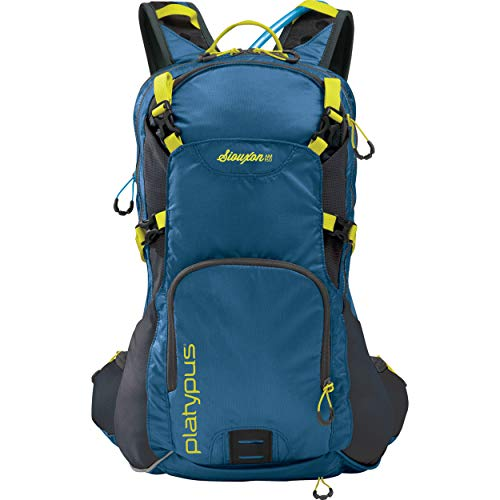 Platypus Women's Siouxon AM Utility Hydration Backpack, 15.0-Liter, Totally Teal ()
