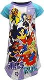 DC Superhero Girls Girls' DC Comics Superhero Heroes and Villains Nightgown