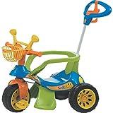 Triciclo Super Cross Biemme Azul