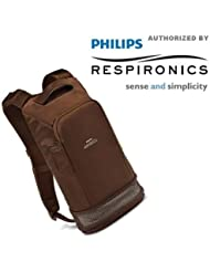 Philips Respironics SimplyGo Mini Backpack (Brown)