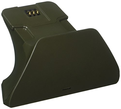 Controller Gear Xbox Pro Charging Stand Military Green. Exact Match to Your Xbox One/S Controller. Officially Licensed and Designed for Xbox - Xbox One by Controller Gear