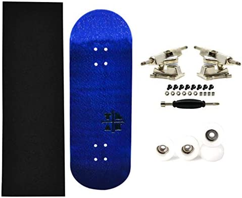 """/""""Blue Blizzard/"""" Edition PROlific Fingerboard with Upgraded Components"""