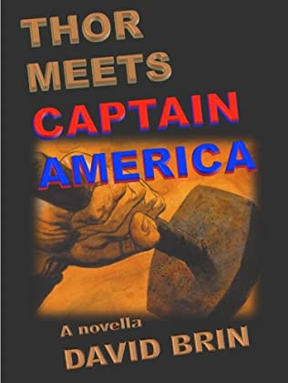 book cover of Thor Meets Captain America