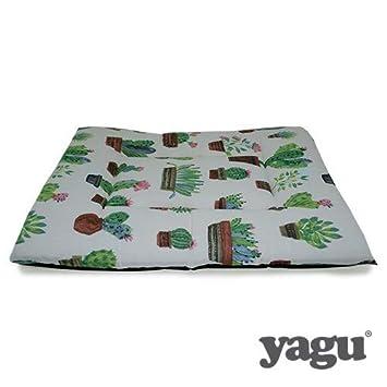 Yagu colchoneta Roma vertice Talla 4. 85x70x6: Amazon.es: Productos para mascotas