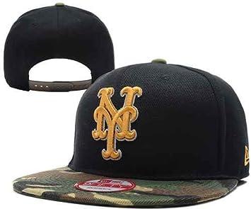 MLB METS de Nueva YORK gorra sombrero gorra de algodón: Amazon.es ...