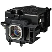 Canon LV-7385 Replacement Projector Lamp (Original Philips Bulb Inside) with Housing by KCL