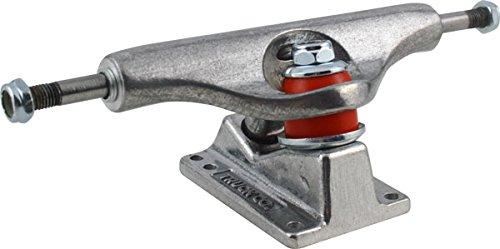 ベスビオ山位置する心配するGullwing Shadow DLX 8.5 シルバー スケートボードトラック (2個セット)