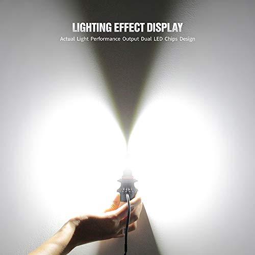 SiriusLED-S3-LED-Headlight-Bulb-New-Full-Aluminum-Structure-8000-Lumen-Extremely-Bright-White-6000K-Conversion-Kit-2018-New