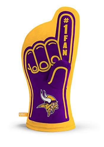 (NFL Minnesota Vikings #1 Oven Mitt)