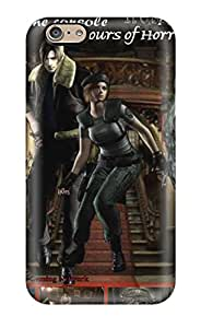 ZippyDoritEduard Iphone 6 Hybrid Tpu Case Cover Silicon Bumper Resident Evil