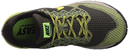 Nike 749336-302, Scarpe da Trail Running Uomo Verde