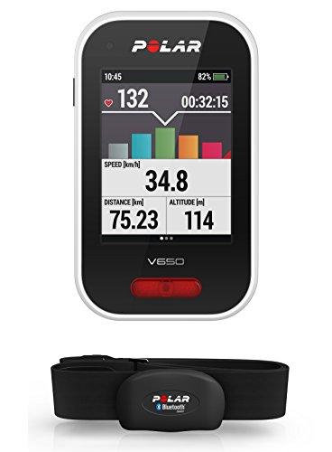 Polar V650+H6 - Pulsómetro GPS + transmisor 189.95€