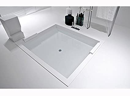 Vasca Da Bagno Rettangolare : Vasca da bagno rettangolare squaro slim villeroy boch