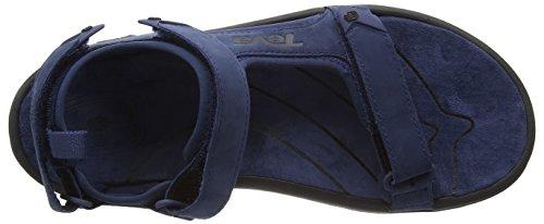 Teva Blu da Navy M Arrampicata Uomo Leather Scarpe Tanza AFHqARax