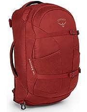Osprey Men Farpoint 40 Osprey Farpoint 40 Jasper Red M/L Backpack Bag (pack of 1)