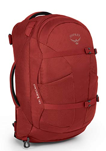 Osprey Farpoint 40 Travel Pack - Red, small