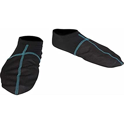 SPADA CHILL FACTOR MOTORCYCLE MOTORBIKE THERMAL BREATHABLE BOOT LINERS BLACK NEW
