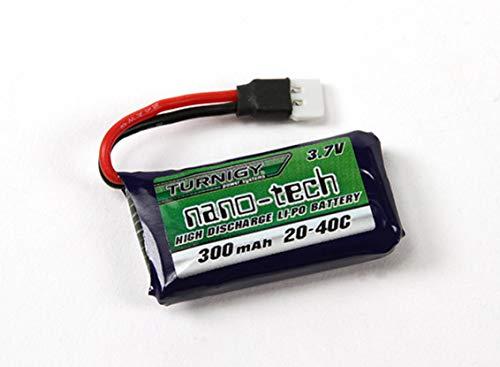Price comparison product image SKB family Turnigy Nano-tech 300mAh 1S 20~40C Lipo Pack (Losi Mini Compatible)