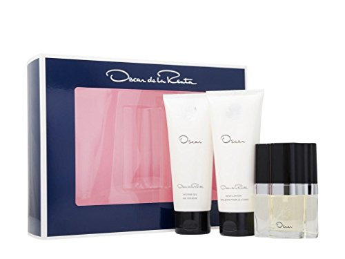 Oscar De La Renta Oscar Eau de Toilette 30ml & Shower Gel 100ml & Body Lotion' (Oscar Shower Gel)