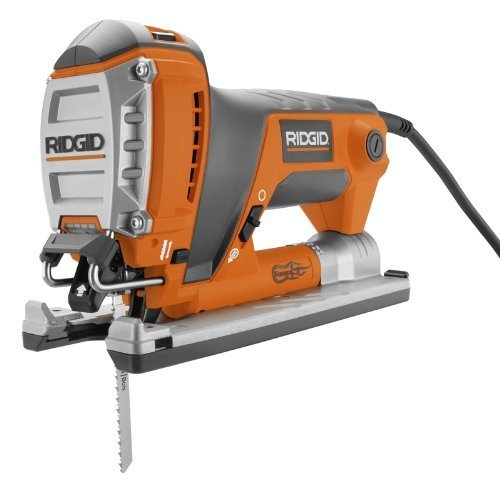 Ridgid ZRR3101 3-Amp Compact Orbital Jig Saw (Certified Refurbished) by Ridgid by Ridgid